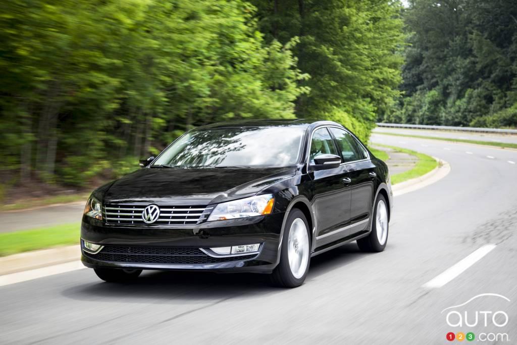 2015 Volkswagen Passat Highline TDI Review | Car Reviews | Auto123