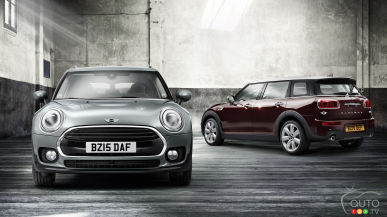 Frankfurt 2015: MINI Clubman set to debut new generation