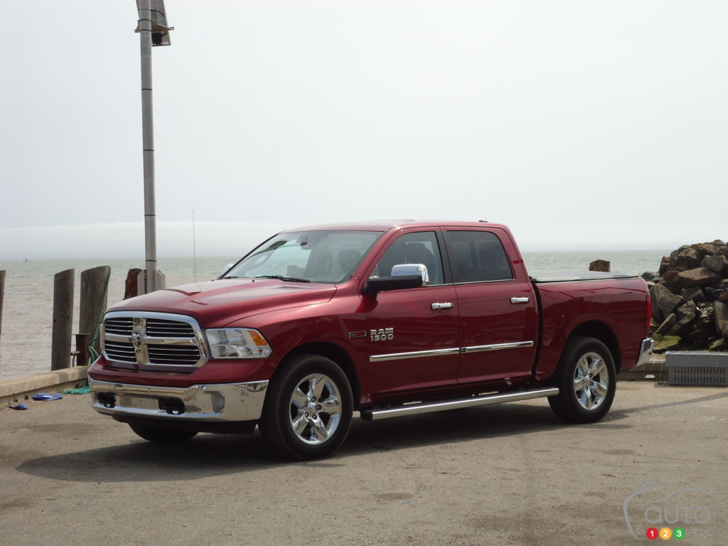 road tripping in the 2015 ram 1500 ecodiesel car news auto123. Black Bedroom Furniture Sets. Home Design Ideas