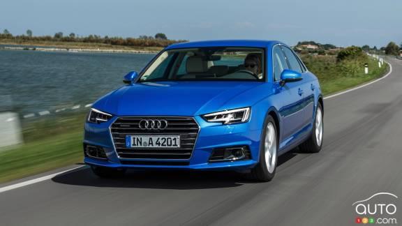{u'en': u'2017 Audi A4 (European model)'}