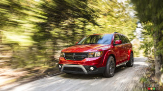 2016 Dodge Journey Quick Look
