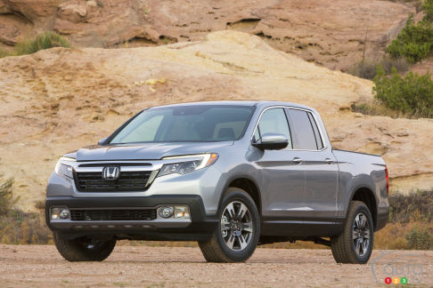 {u'en': u'The new 2017 Honda Ridgeline'}