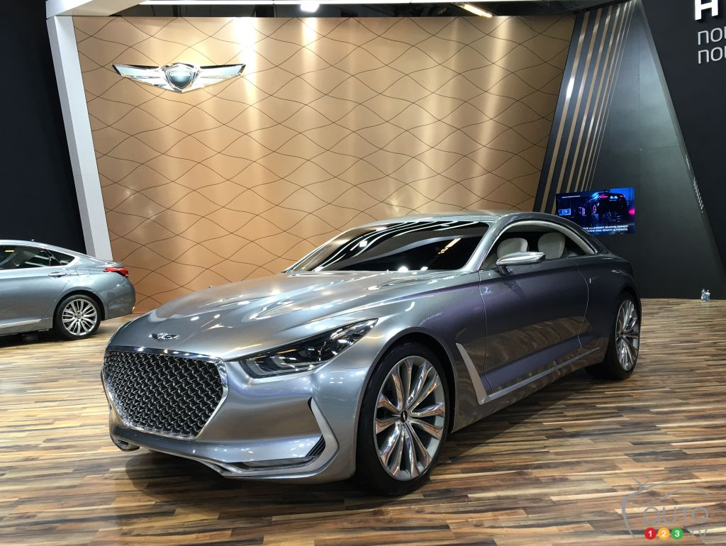 The Genesis HCD-16 Vision G Concept