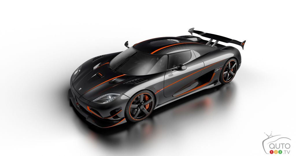 Koenigsegg Agera RS supercar now sold out