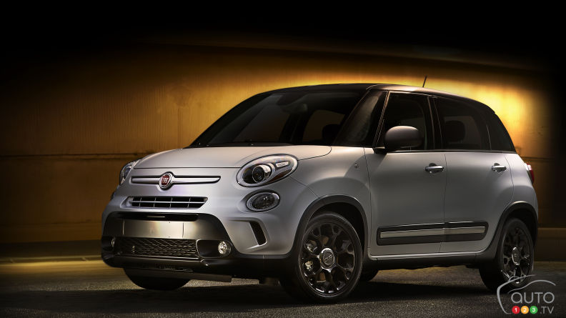 Fiat 500L used by Pope Francis to be auctioned in Philly