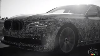 New BMW Alpina B7 world premiere could take place in Geneva