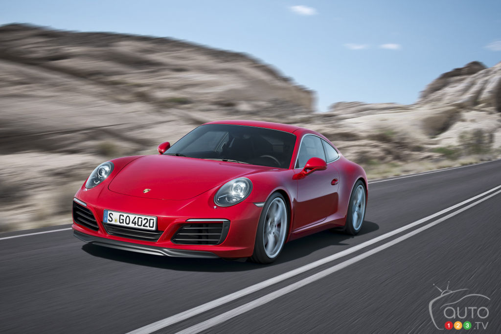 Porsche 911 plug-in hybrid in the works for 2020
