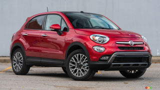2016 Fiat 500X Trekking Plus Review
