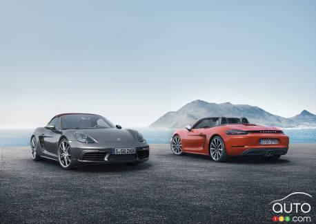 {u'fr': u'Les Porsche 718 Boxster et 718 Boxster S 2017'}