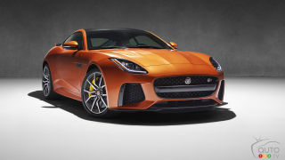 Confirmed: Jaguar F-Type SVR to make world debut in Geneva
