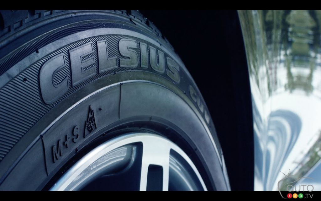 Toyo Celsius Cuv >> Toyo Celsius all-weather tire explained in video | Car ...