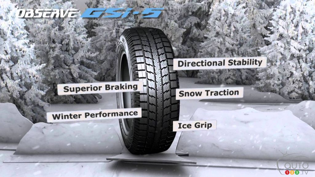 All Weather Tires >> Winter Tire Review: Toyo Observe GSi5 | Car News | Auto123