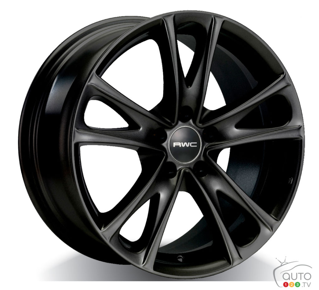 Rwc A Factory Original Look For Your Light Alloy Wheels