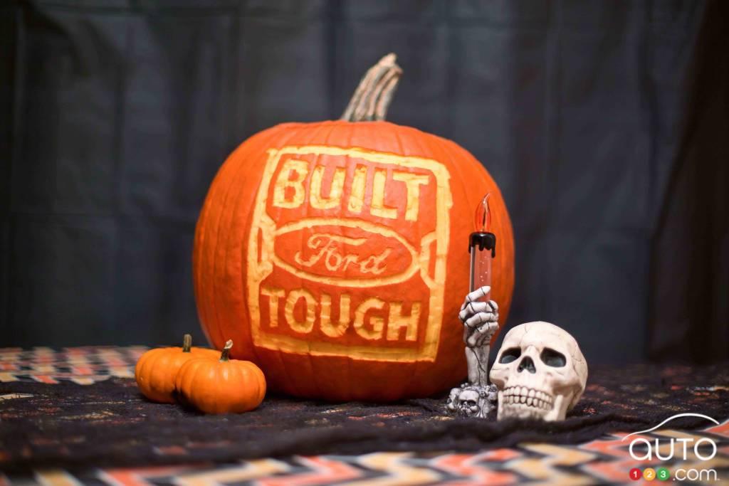 D 233 Corez Vos Citrouilles D Halloween Avec Ford Actualit 233 S