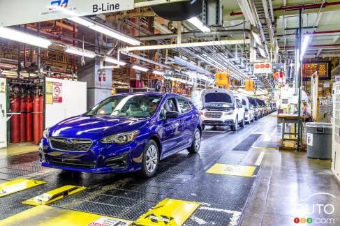 {u'fr': u'La premi\xe8re Subaru Impreza 2017 \xe0 \xeatre construite aux \xc9tats-Unis'}