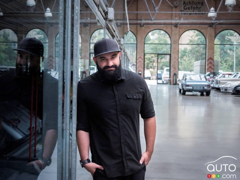 Genesis' new Chief Designer used to work at Bugatti