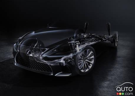 {u'fr': u'Aper\xe7u de la nouvelle Lexus LS 2018'}