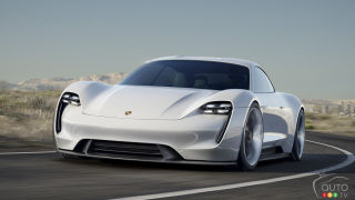 Porsche considering more hybrids, no plans for self-driving cars