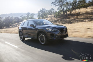 Mazda orders recall and stop sale of all 2014-2016 CX-5 models
