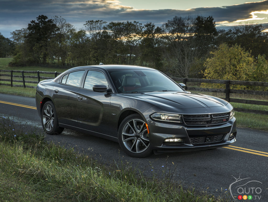 The 2016 Dodge Charger