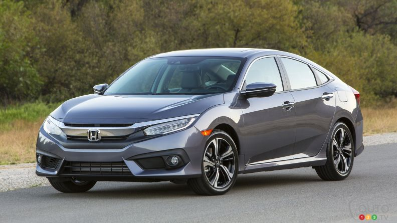 2016 Honda Civic 2.0L sales stopped due to piston issue