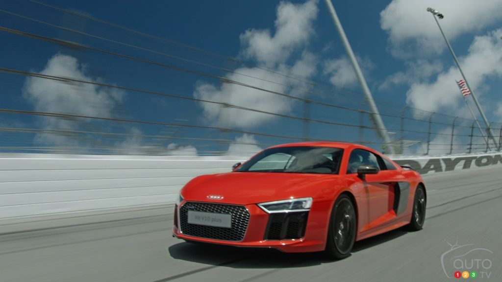 2017 Audi R8 To Appear In Super Bowl 50 Commercial Car