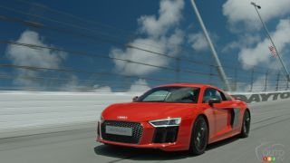 The 2017 Audi R8 commercial you must see during Super Bowl 50