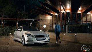 Ad: 2016 Hyundai Genesis is the ideal car for your son-in-law