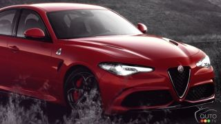 Alfa Romeo Giulia delayed over failed crash tests: Report