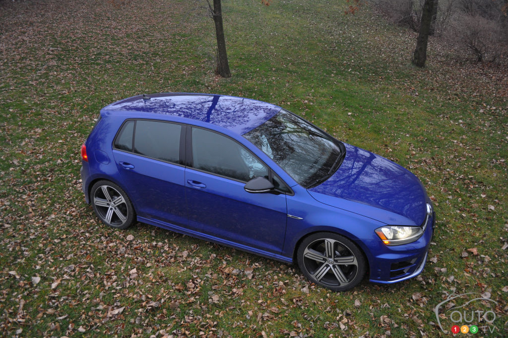 2016 Volkswagen Golf R Review