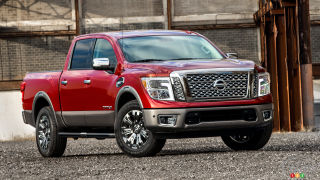 Chicago Auto Show: First Details of Upcoming New Nissan TITAN Truck