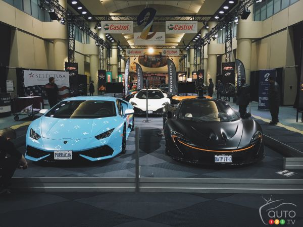 Toronto 2016: Supercars of the Show