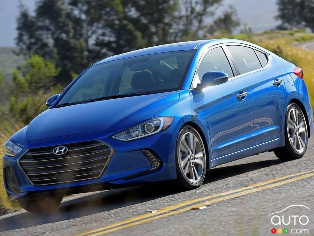 2017 Hyundai Elantra pricing announced in Canada | Car ...