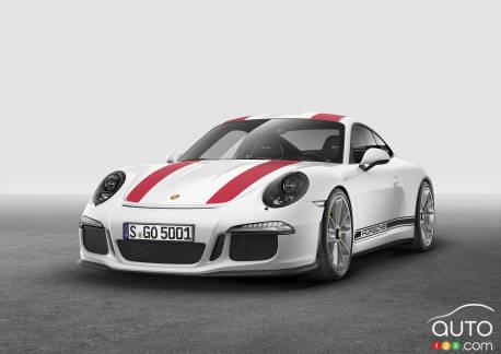 {u'fr': u'La nouvelle Porsche 911 R'}