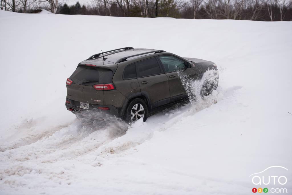 2016 Awd Compact Crossover Comparison Car News Auto123