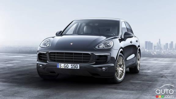 {u'fr': u'Le Porsche Cayenne Platinum Edition'}