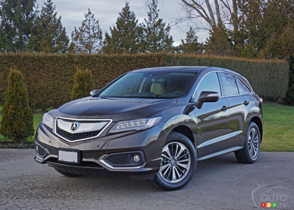 Beautiful The 2016 Acura RDX Elite Won Me Over  Car Reviews  Auto123