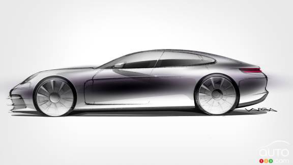 {u'fr': u'Esquisse le la nouvelle Porsche Panamera'}