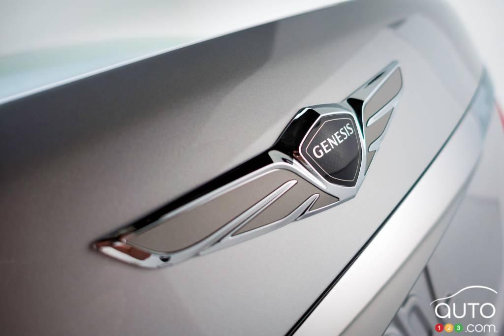 la marque genesis aura des voitures lectriques actualit s automobile auto123. Black Bedroom Furniture Sets. Home Design Ideas