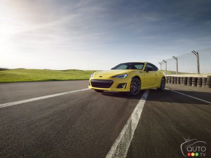 {u'fr': u'La Subaru BRZ Series.Yellow 2017'}