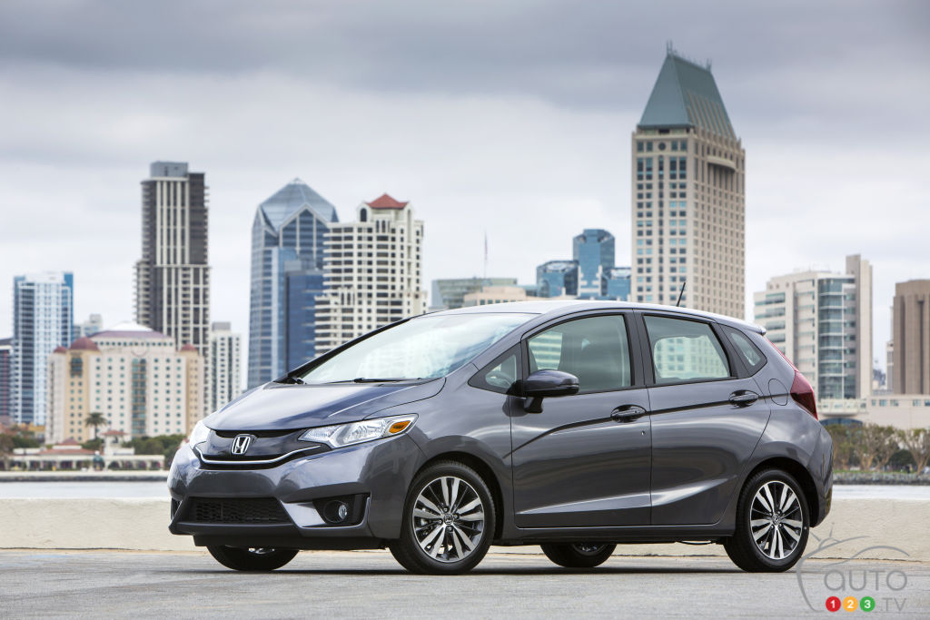 2016 Honda Fit Ex L Navi Cvt Review