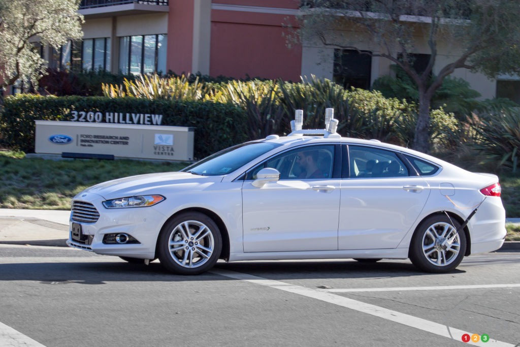 Ford Invests In Mapping As Tesla, Alphabet Maps Power Autonomy
