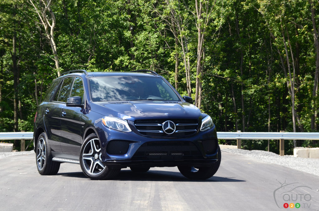 2016 mercedes gle 450 amg 4matic road test car news for Mercedes benz gle 450