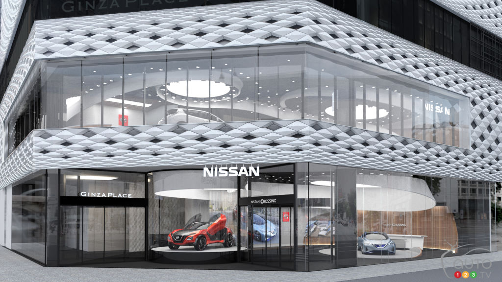 Nissan Crossing exhibit to reveal the future of Nissan