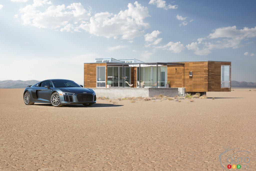 Audi & Airbnb Invite Guests To House With No Address