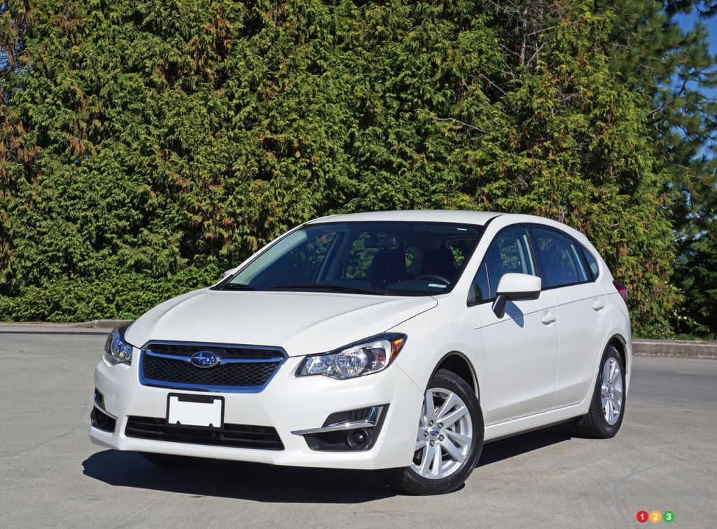 2016 subaru impreza 5 door touring is well seasoned. Black Bedroom Furniture Sets. Home Design Ideas