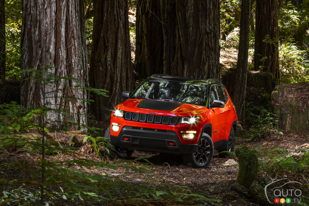 Jeep Compass Makes Worldwide Debut In Brazil