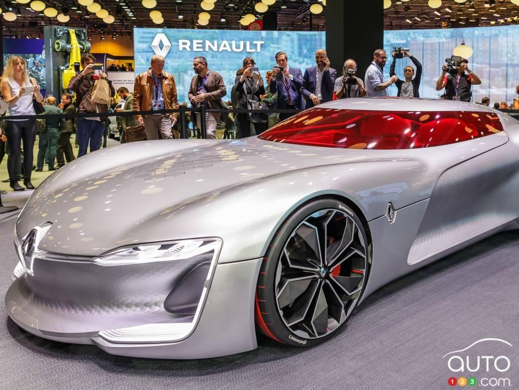 Articles Sur V Hicule Concept Actualit S Automobile Auto123