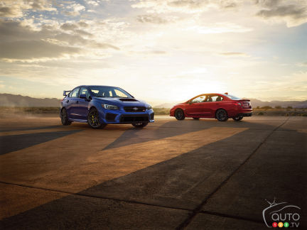 {u'en': u'2018 Subaru WRX and WRX STI'}