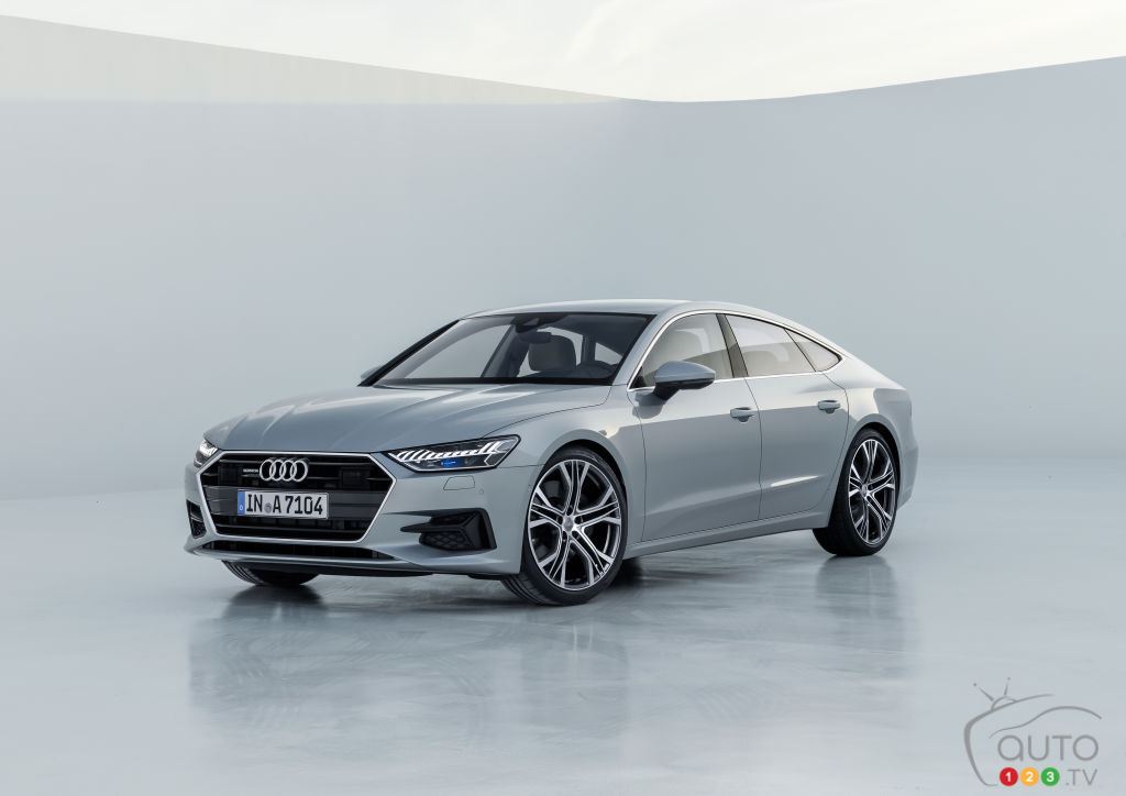 2019 Audi A7 Sportback Unveiled When Will It Hit Canada Car News